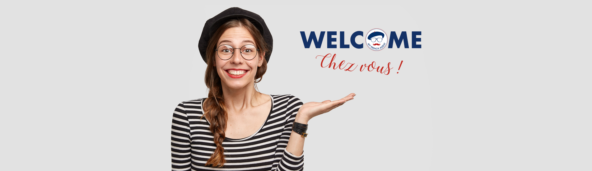 Welcome chez vous
